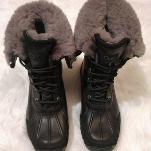 UGG Adirondack II winter waterproof boots for wome